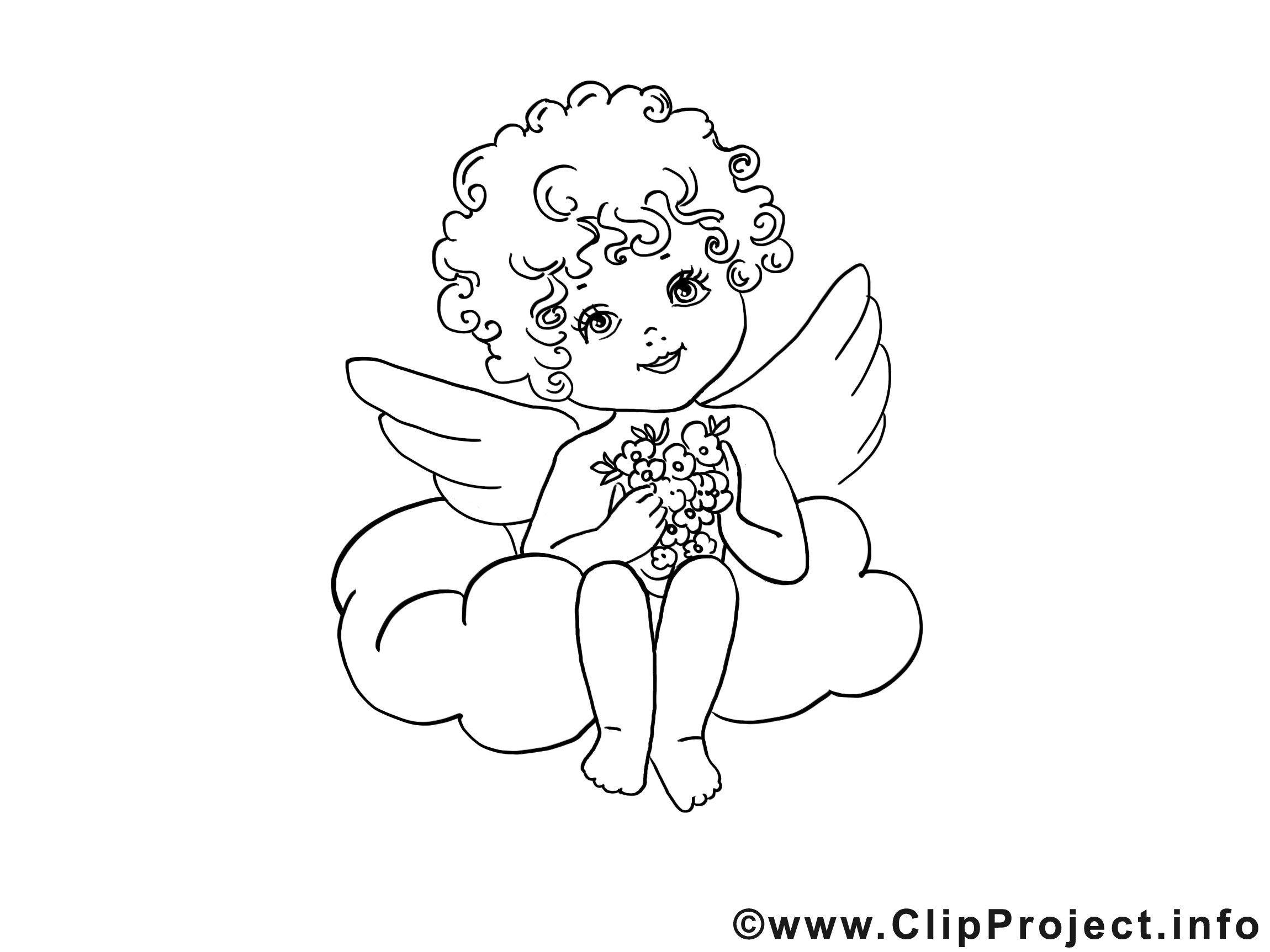 Pin von Anneli Kopp auf Malvorlagen  Engel zum ausmalen