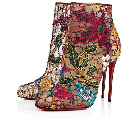 Shoes Miss Tennis Christian Louboutin Pretty Piddies Shoe