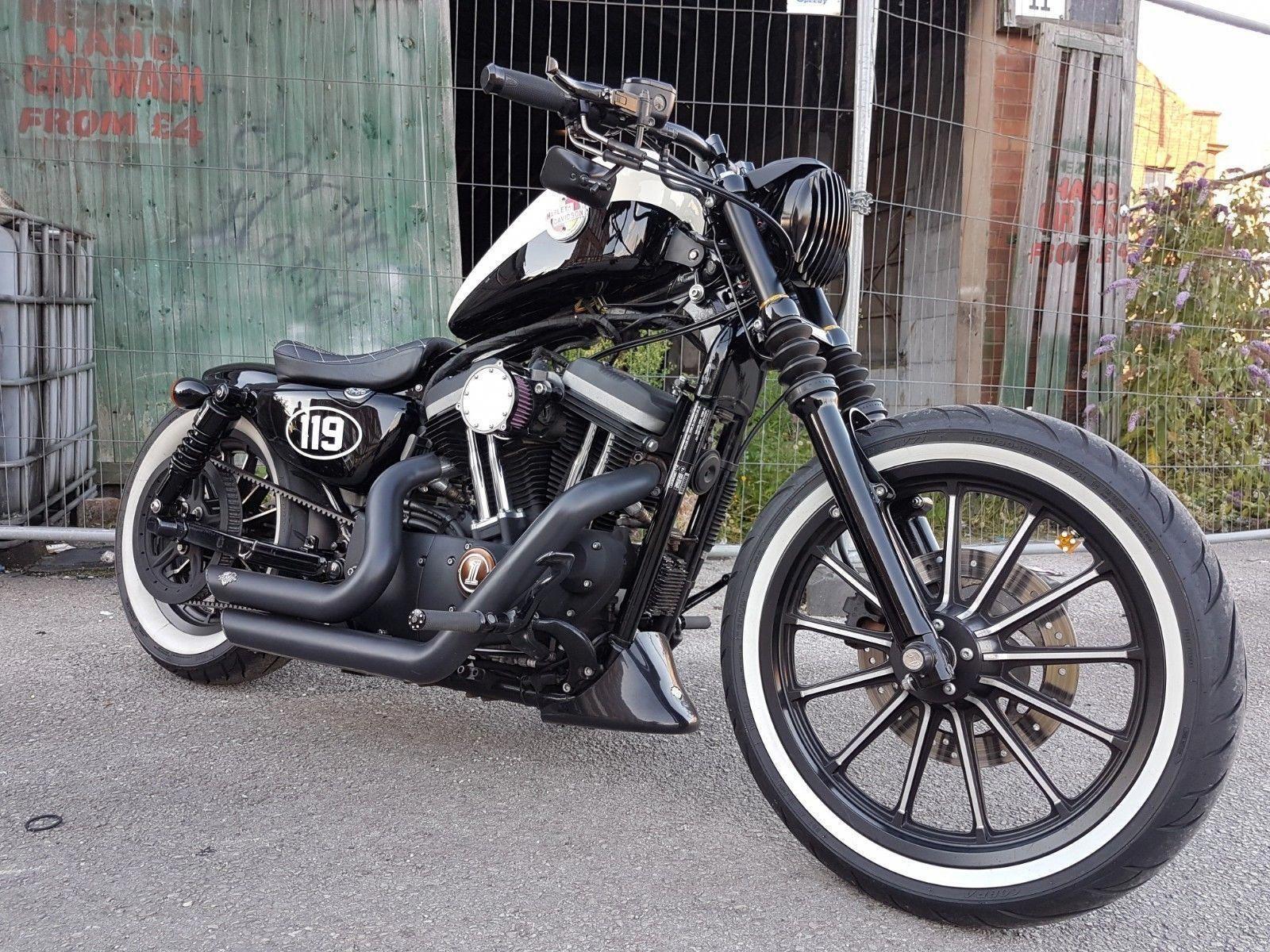 Harley Davidson Custom Bobber For Sale Uk Harleydavidsoncustom
