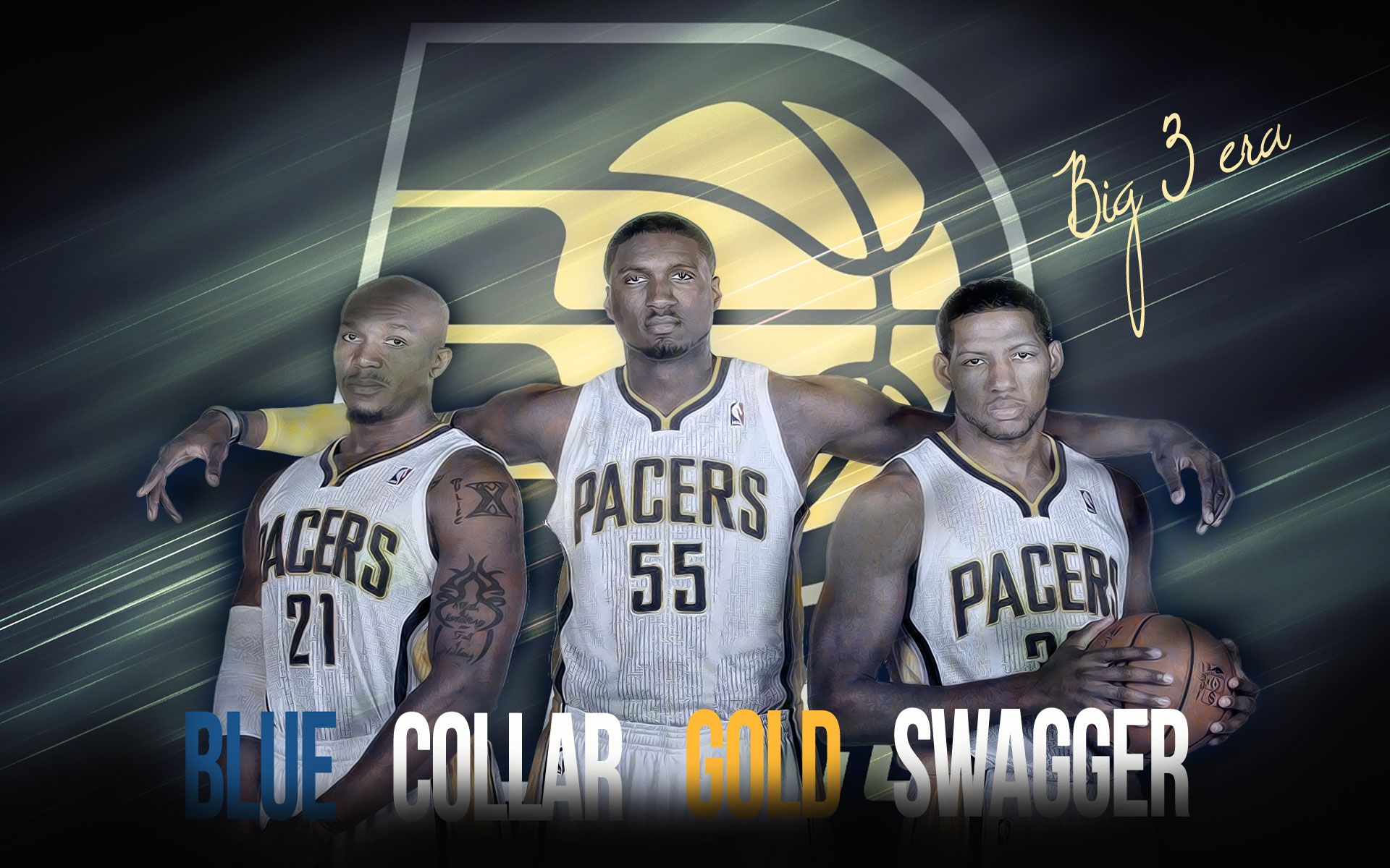 Indiana pacers blue collar gold swagger indiana pacers indiana pacers blue collar gold swagger nba updatesnba wallpapersindiana voltagebd Images