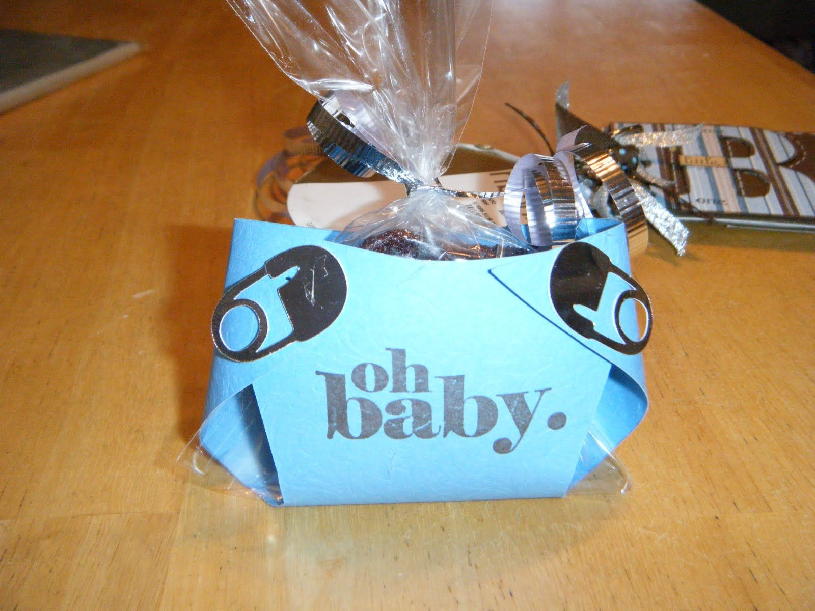 Baby Shower Favors Diapers ~ Paper diaper baby shower favors mel heres where to find the