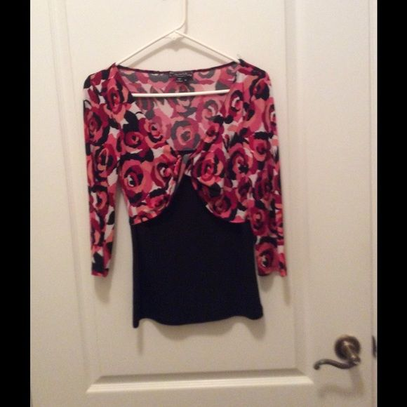 Super cute ladies top Here is a super cute ladies top My Michelle Tops Blouses