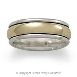 Simplicity Wedding Band From James Avery