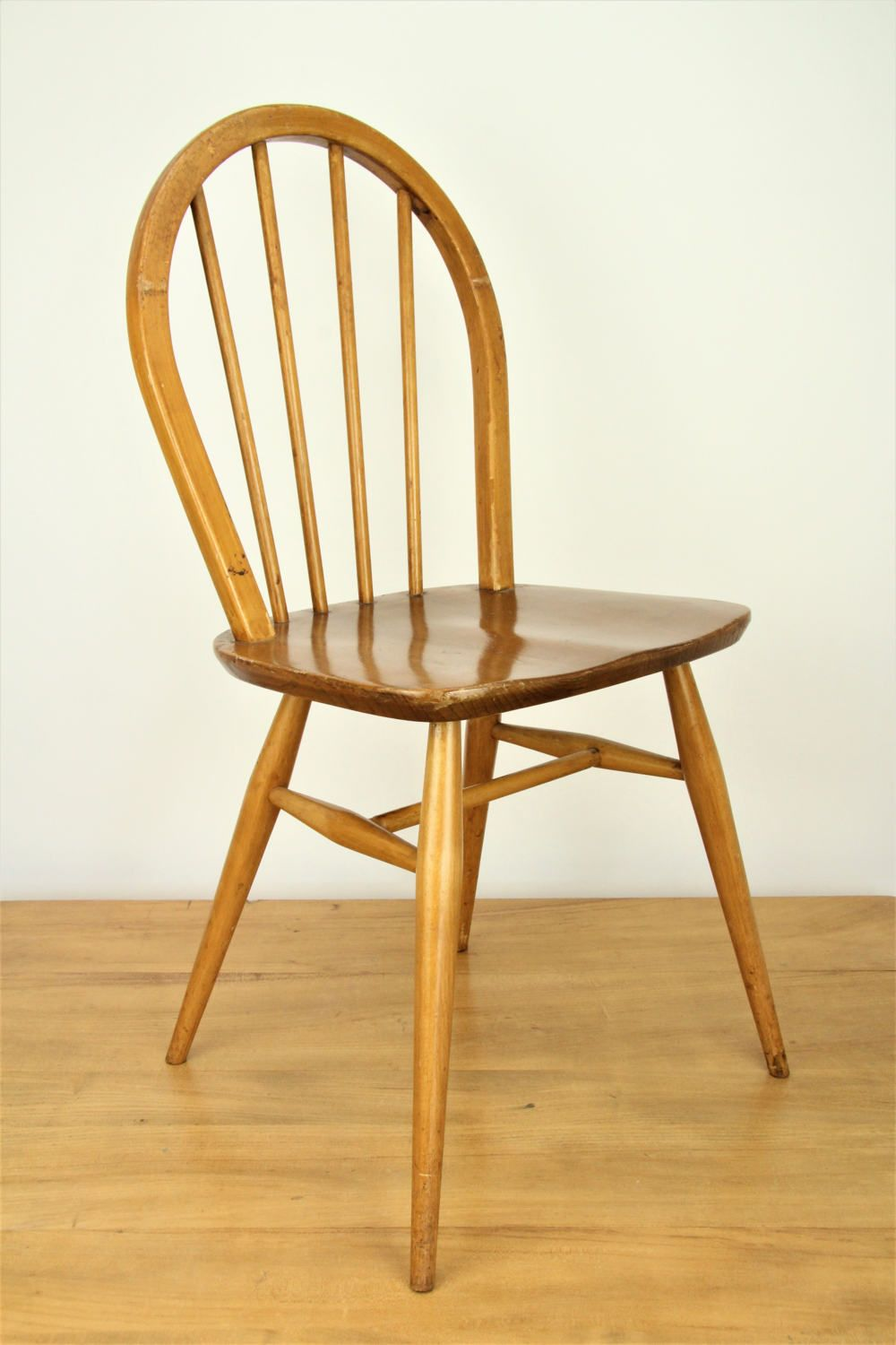4 original vintage ercol windsor chairs by no6warehouse on etsy rh pinterest co uk