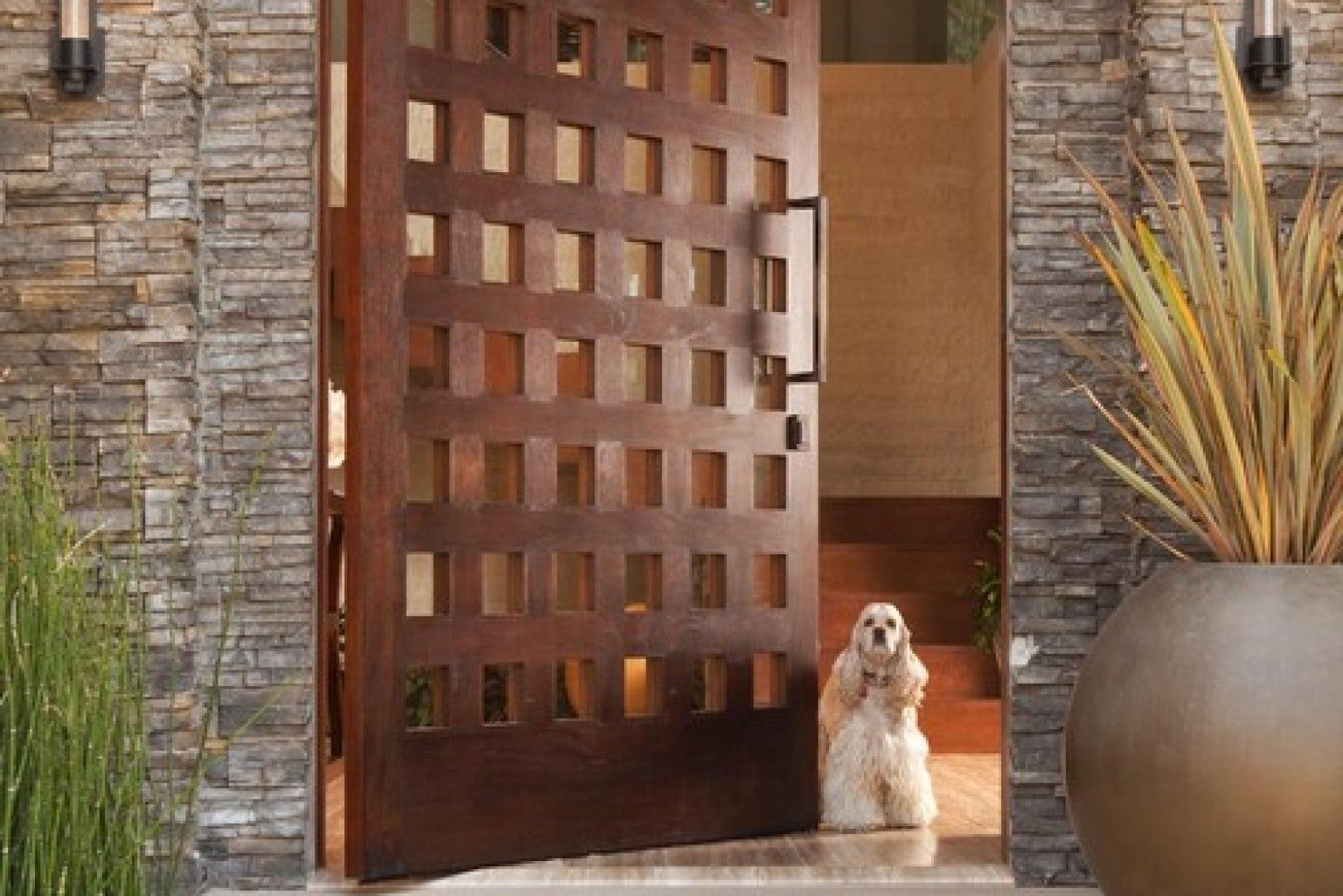 Incredible Beautiful And Unique Front Door Designs Http://freshoom.com/4653