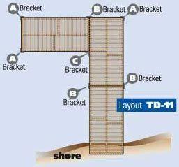 tommy docks boat docks design and build your dream boat dock system - Boat Dock Design Ideas