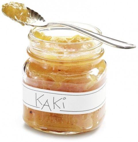 Kaki konfit re essen und trinken selbst gemacht in 2019 konfit re marmelade und brotaufstrich - Kochen mit kaki frucht ...