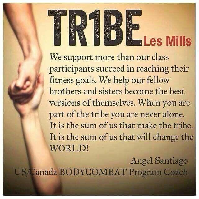 Les Mills Tribe Les Mills Body Pump Les Mills Body Pump