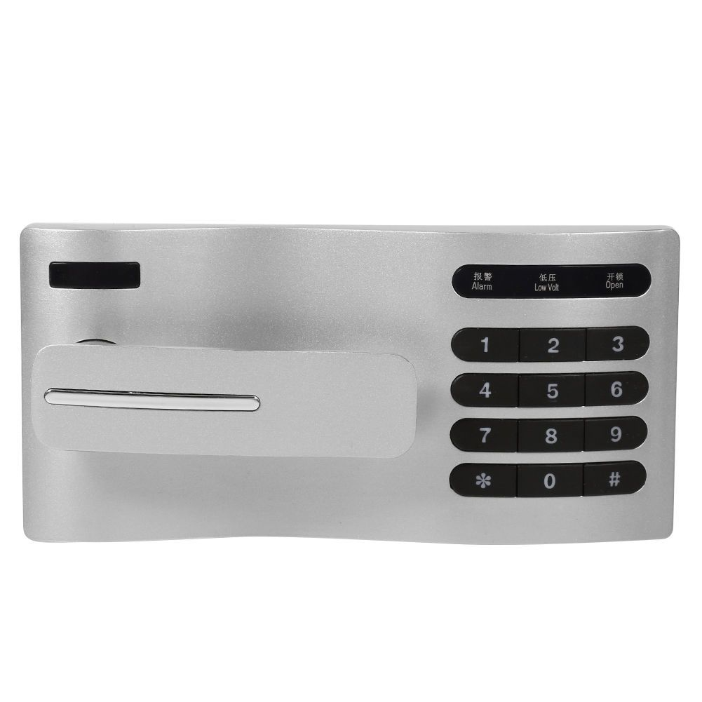 Electronic Password Cabinet Lock Induction Touch Keypad