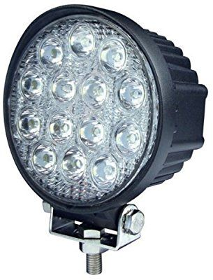 Oc Gizmo 42w Watts Led Work Light Lamp Truck Trailer Suv Atv Jeep Offroad Boat Bowfishing Flood Beam Led Work Light Work Lights Tractor Lights