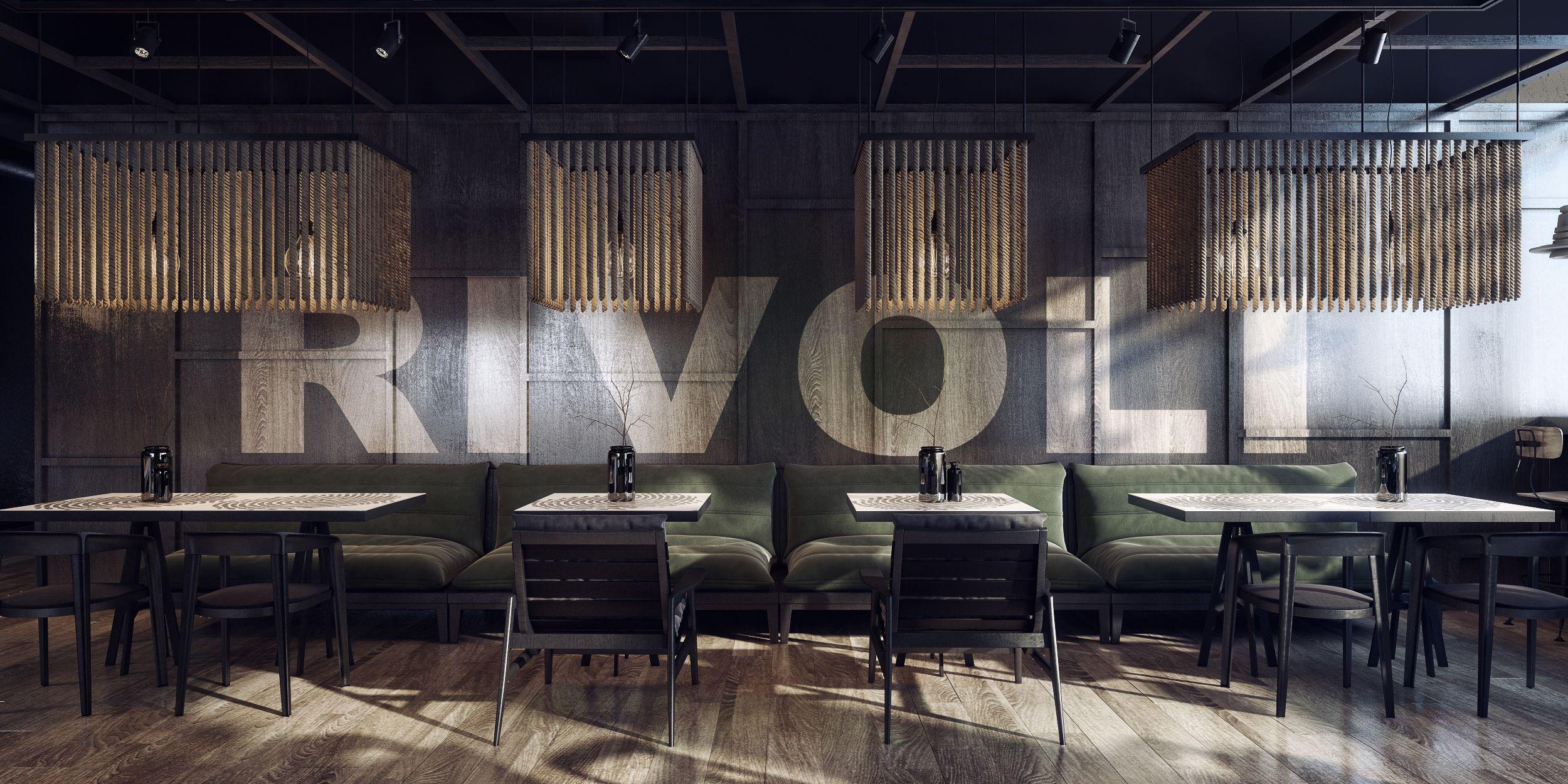 Restaurant Visualization On Yorender Course Mit Bildern