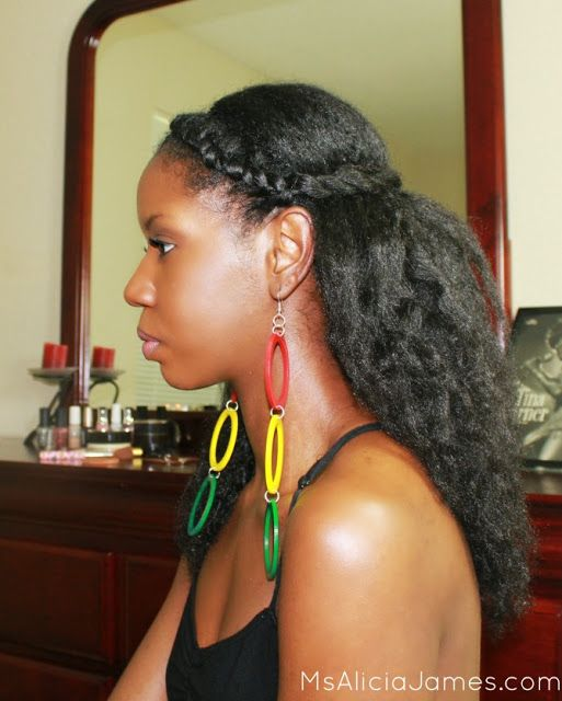 Pin By Kik Magazine On Natural Hair And Natural Hairstyles Natural Hair Styles Hair Styles Natural Hair Styles Easy