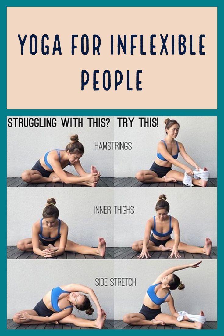 Yoga für unflexible Menschen - Yoga & Fitness    Yoga für unflexible Menschen - Yoga & Fitness...