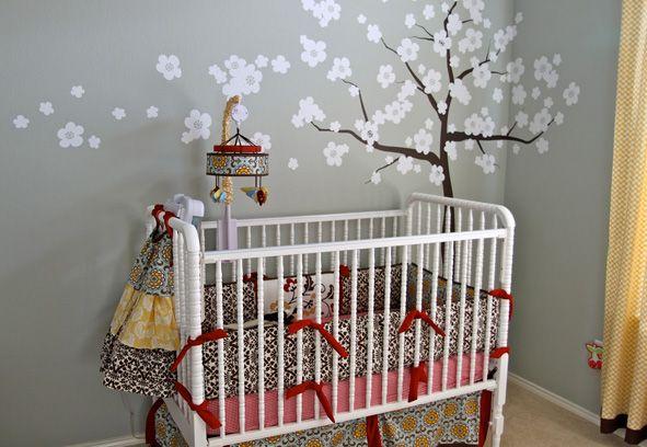 ideas para decorar cuartos de bebes