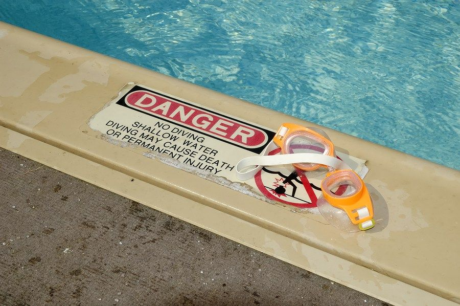 Do warning signs protect property owners from liability