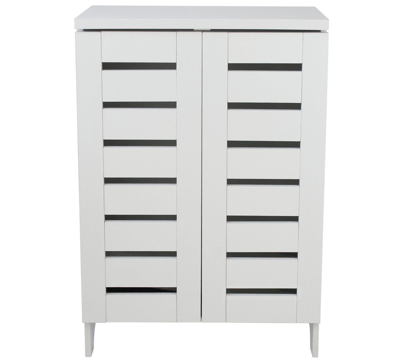white shoe cabinet argos bruin blog. Black Bedroom Furniture Sets. Home Design Ideas