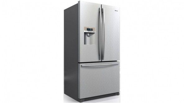 Westinghouse 762l French Door Fridge With Ice And Water Dispenser