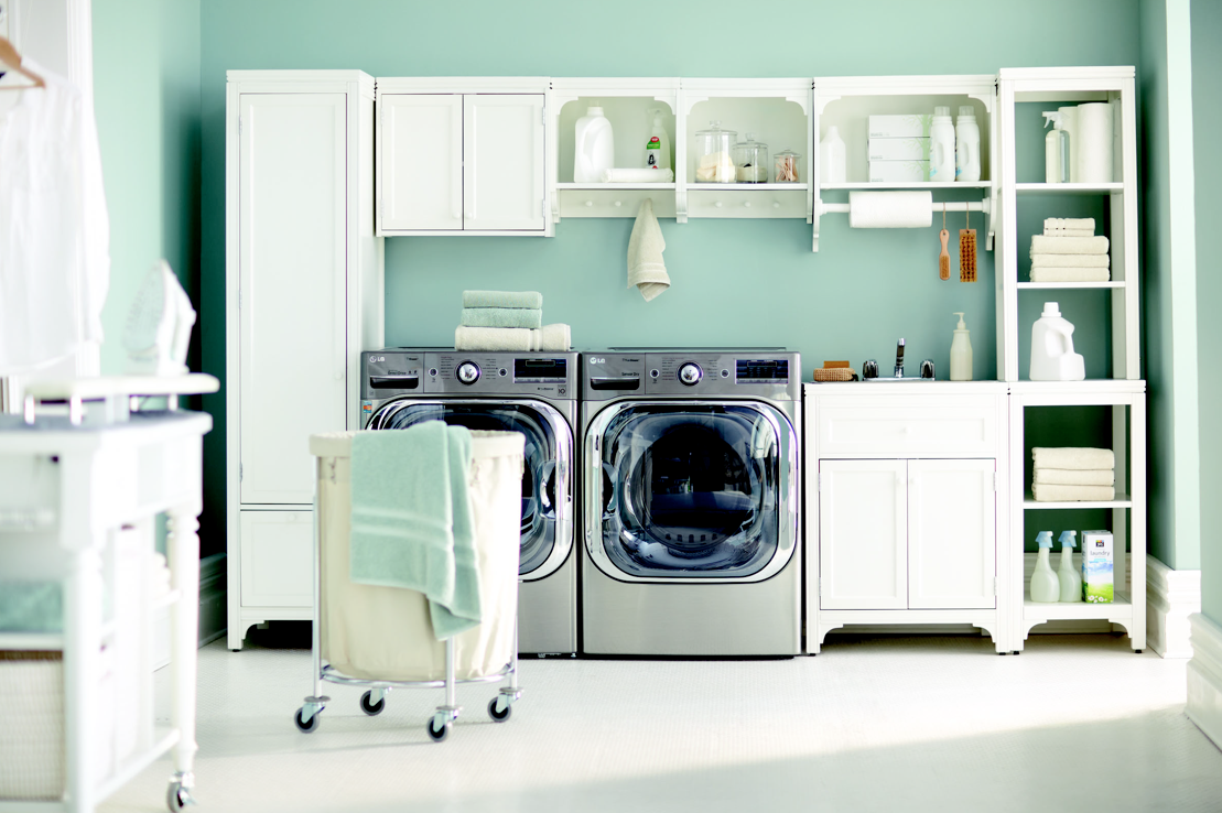 ways to make your laundry room pop laundry rooms laundry and room
