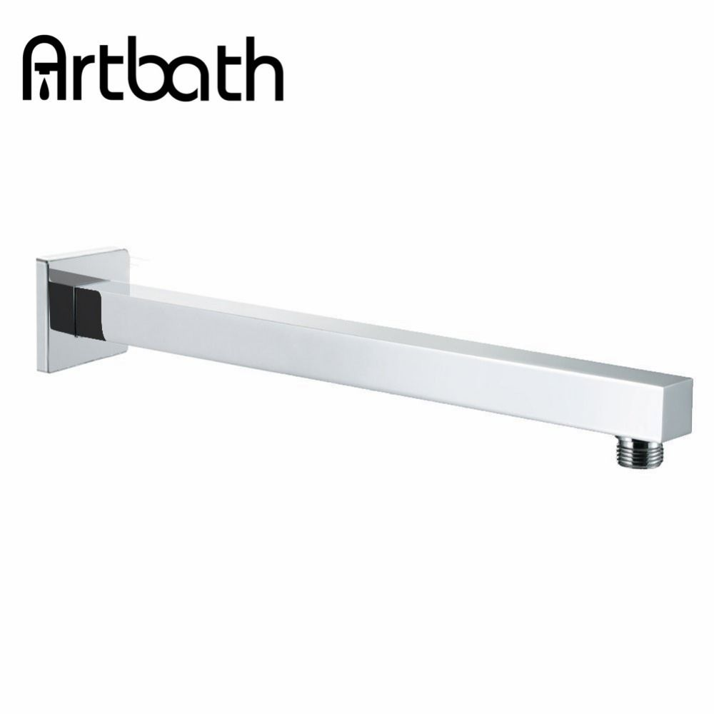 Artbath Free Shipping Bathroom Accessories 400mm Square Solid ...