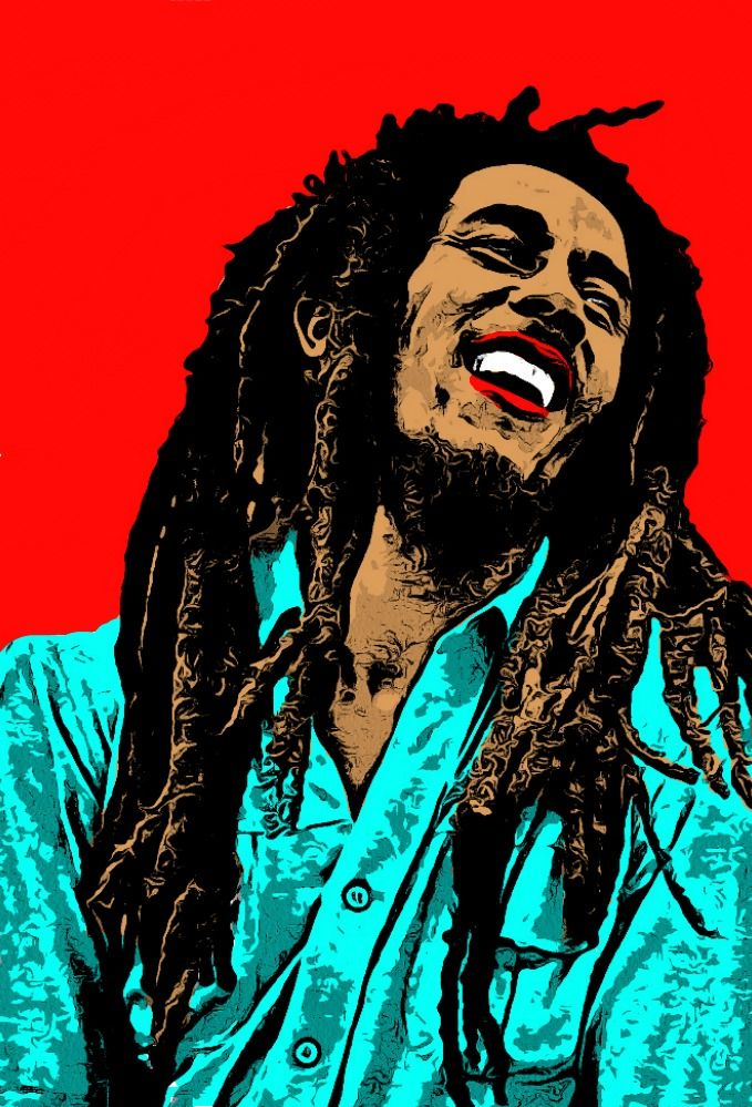 Bob Marley Bob Marley Artwork Bob Marley Art Bob Marley Poster