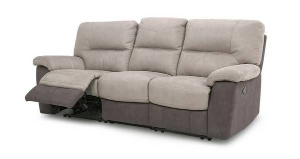 Caldbeck 3 Seater Manual Recliner Arizona Dfs Corner Sofa Dfs Sofa Furniture