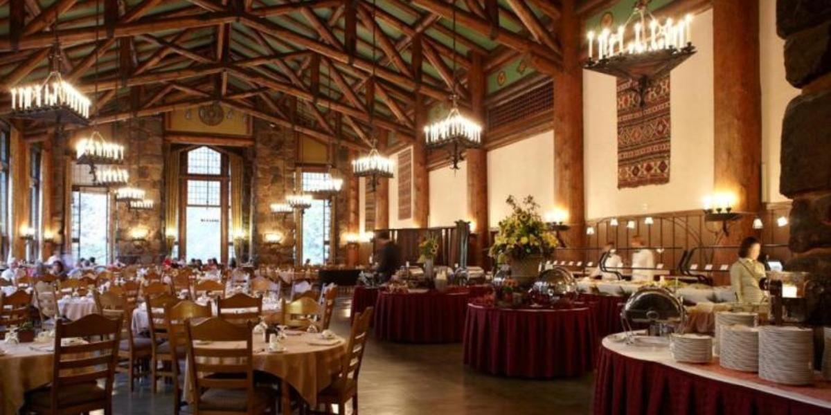 The Ahwahnee Hotel Yosemite National Park Weddings