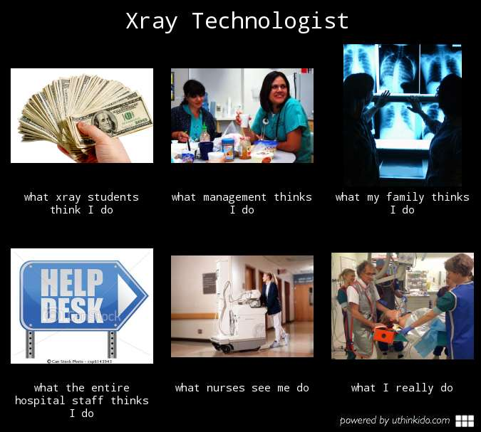 Xray   Common Misperceptions  XRay Is Rad