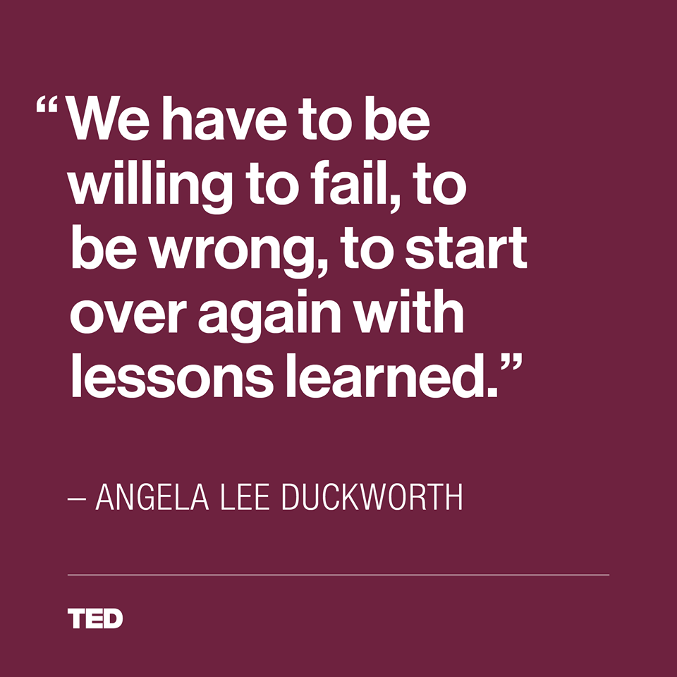 """Math Success Quotes: Angela Lee Duckworth Explains Her Theory Of """"grit"""" As A"""