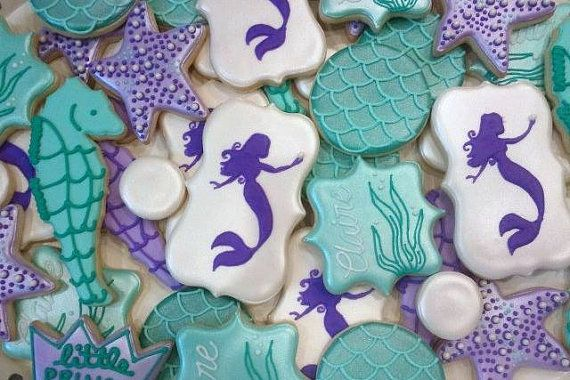Hey, I found this really awesome Etsy listing at https://www.etsy.com/listing/200782153/mermaid-cookies