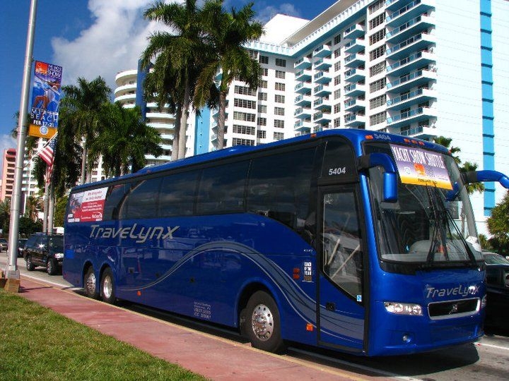 Charter Buses Fort Lauderdale Florida Chartered Bus Transportation Services Bus