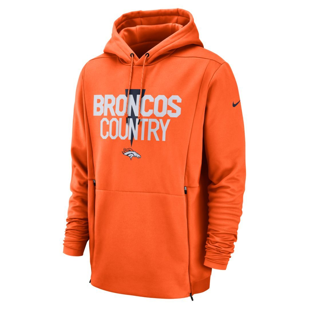 new style 1435f cc374 Therma (NFL Broncos) Men's Hoodie | Products | Nfl broncos ...