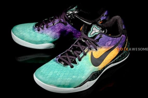 huge discount d047d e6738 Nike Kobe 8 Easter Release Date