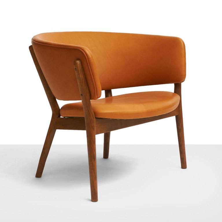 Mid Century Modern Nanna Ditzel Lounge Chairs For Sale Chair