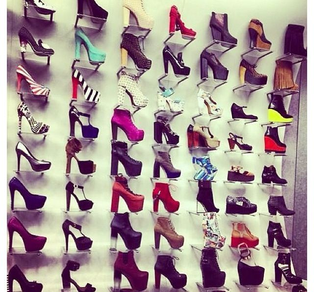 Love shoes.