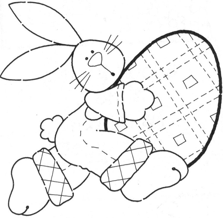 Spring Coloring Pages | Easter Coloring 2 | Coloring Town ...