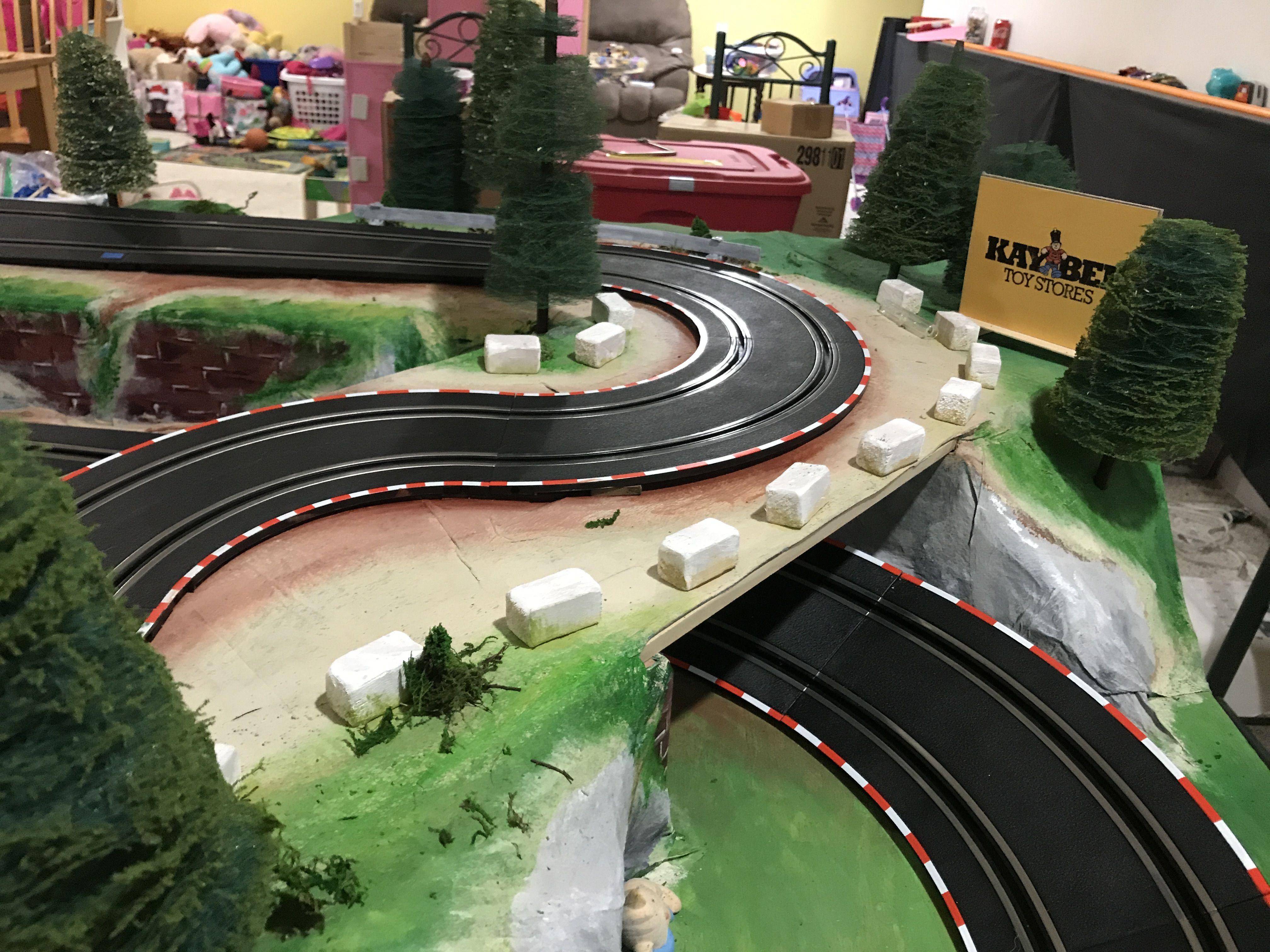 Carrera Go 1 43 Slot Car Track Slot Cars Slot Car Tracks Slot Car Tracks Building