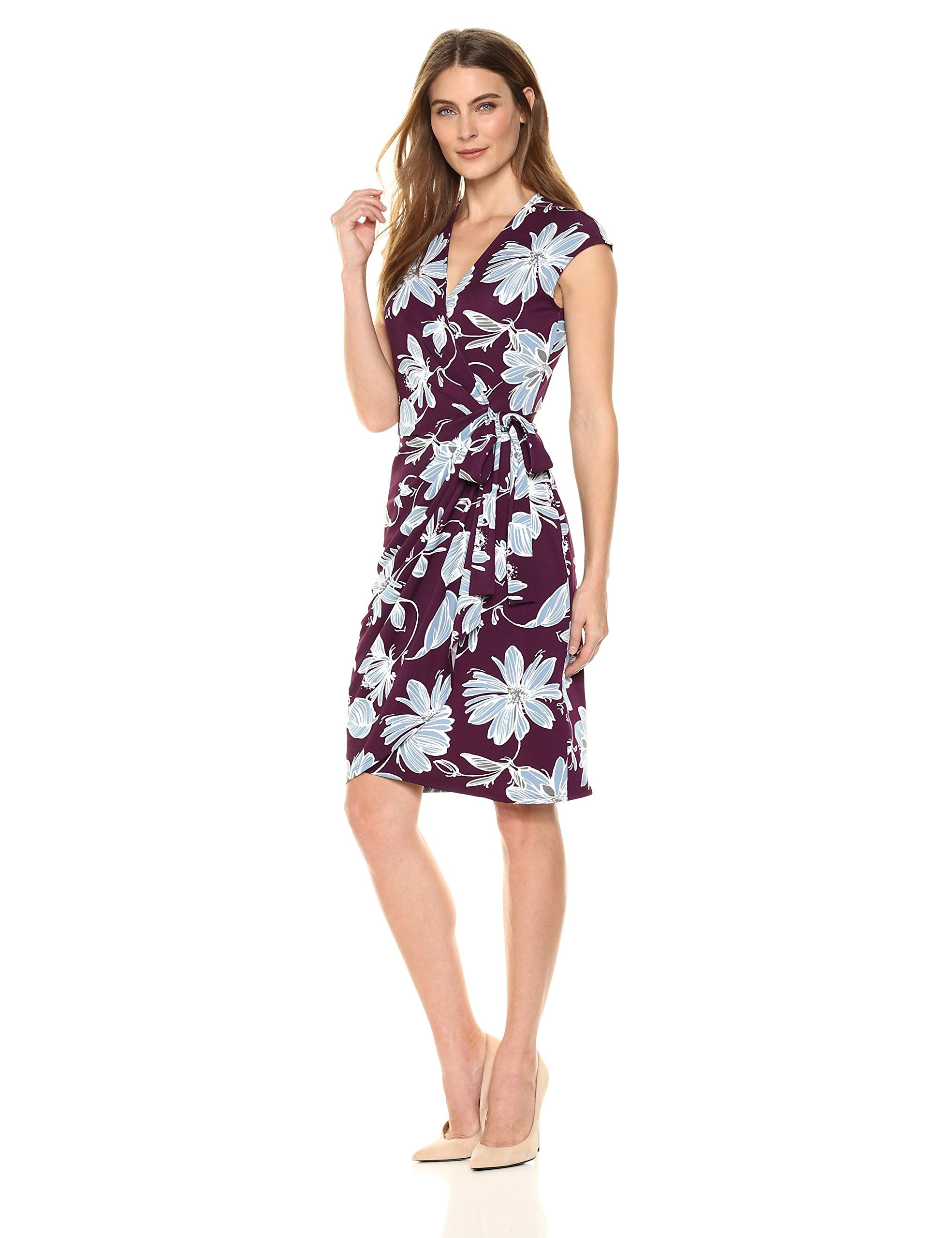1fe10524ee7f0 Pin by hung on Ellie Ross Collection | Wrap dress floral, Sweater ...
