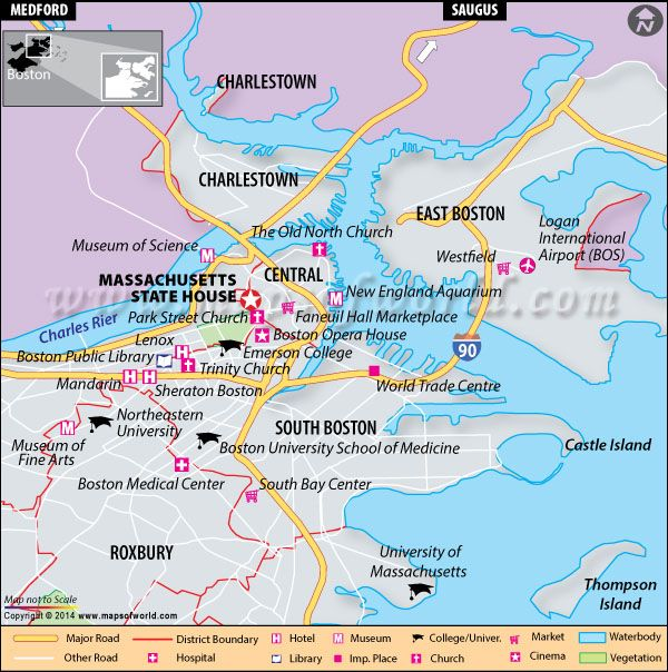Massachusetts State House Travel Information Location facts best