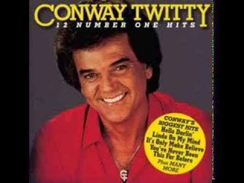 Conway Twitty- Darling, You Know I Wouldn't Lie - YouTube