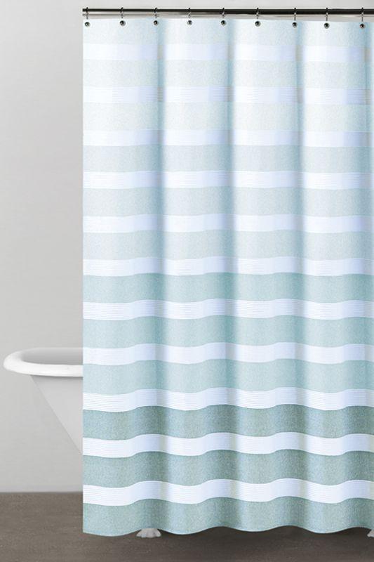 DKNY Highline Stripe Shower Curtain / DonnaKaranHome.com | shower ...