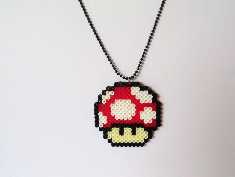 collier perle a repasser
