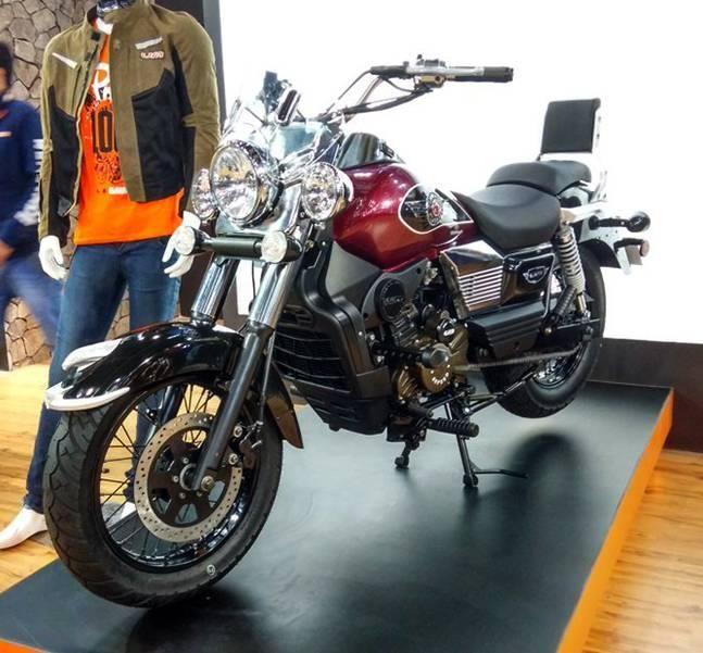 Um Renegade Classic 300 Price Specs Review Pics Mileage In India Classic Renegade Bike