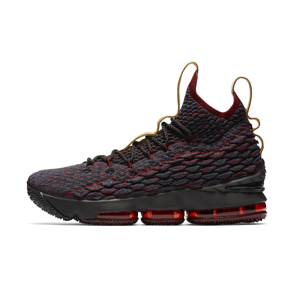 outlet store 07910 7ad48 Nike LeBron 15 Basketball Shoe Size | Products | Lebron 15 ...
