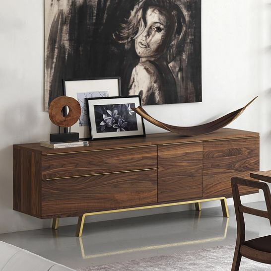 Arco Sideboard | Www.bocadolobo.com #bocadolobo #luxuryfurniture # Exclusivedesign #interiodesign