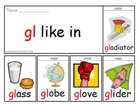 Gl Words Phonics