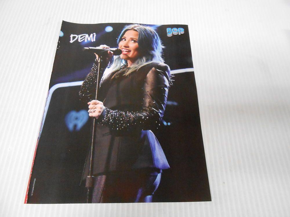 Demi Lovato   Bop pin up