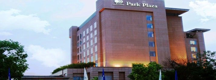 Park Plaza Is A 4 Star Hotel In Noida Delhi Ncr India