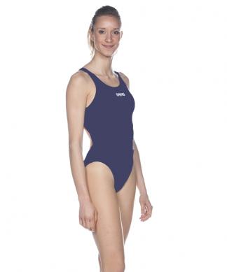 fcb2e444834 Arena W Solid Swim Tech High - Navy | Svømning / Dame | Swimming ...