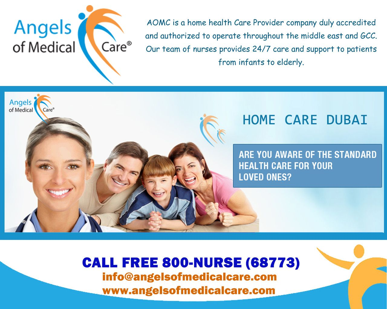 Angels Of Medical Care Offers Best Home Care And Nursing Care In Dubai We Are Specialized In Home Nursing Eld Elderly Home Care Home Health Care Medical Care