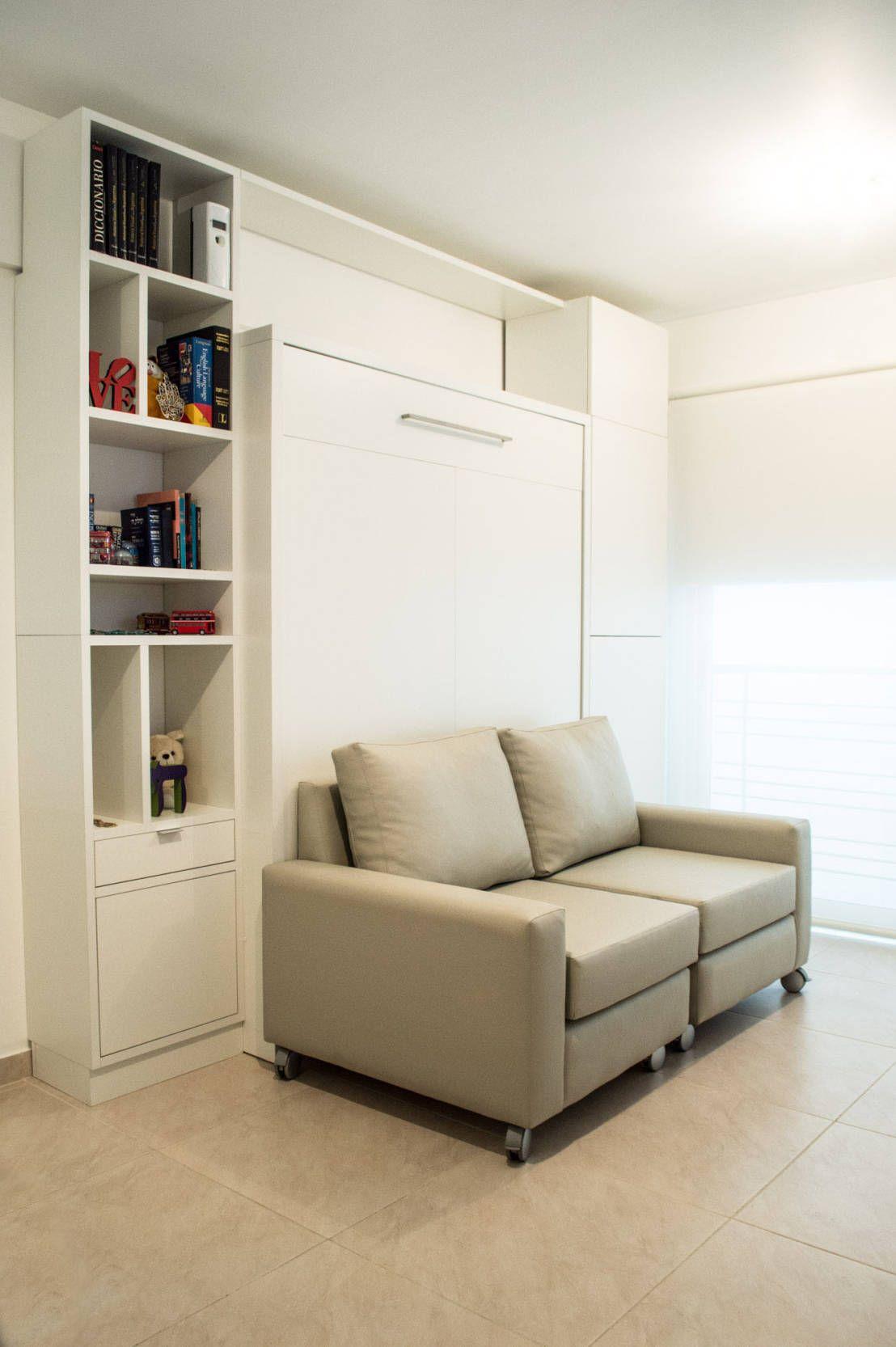 Muebles Para Vivir En 30 M Metro Cuadrado Departamentos Y Vivir # Muebles Cuadrados